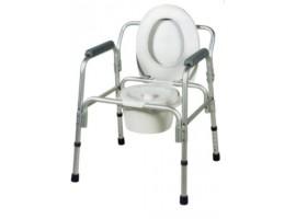 Κάθισμα Τουαλέτας Αλουμινίου AC–541