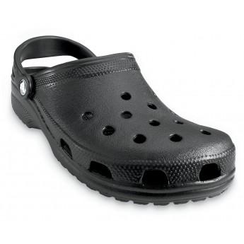 Crocs Γυναικείο Ανατομικό Σαμπό Classic Black