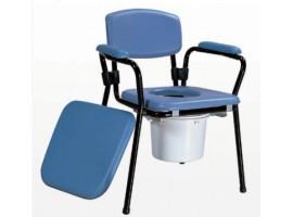 Κάθισμα Τουαλέτας Με Επένδυση Αφρολέξ AC-520