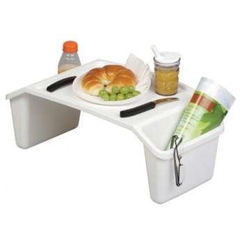 Δίσκος Φαγητού Με Θήκες AC- 859