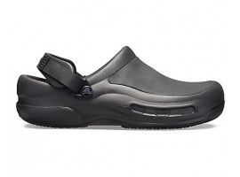 Crocs Επαγγελματικό Σαμπό Bistro Pro LiteRide Clog Black