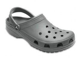 Crocs Ανδρικό Ανατομικό Σαμπό Classic Slate Grey 0DA