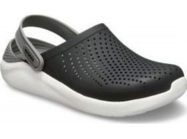 Crocs Literide Clog Black/Smoke 05M