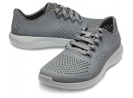 Crocs LiteRide Pacer M Charcoal/Light Gray (01W)