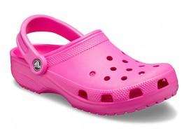 Crocs Ανατομικό Σαμπό Electric Pink 6QQ