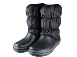 Crocs Winter Puff Boot Black 070