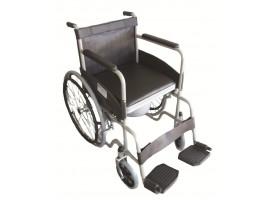 Αναπηρικό αμαξίδιο με μεγάλες ρόδες Basic III