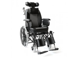 Αναπηρικό αμαξίδιο με ανακλινόμενη πλάτη Self-Propelled